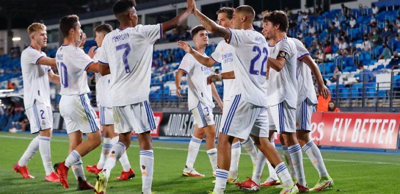 RM Castilla   El regreso ideal al Di Stéfano (4-0)