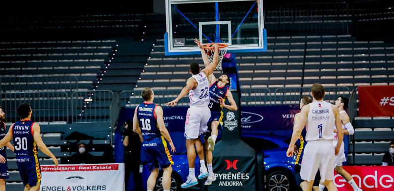 Previa Liga ACB   El Real Madrid busca en Andorra su segunda victoria
