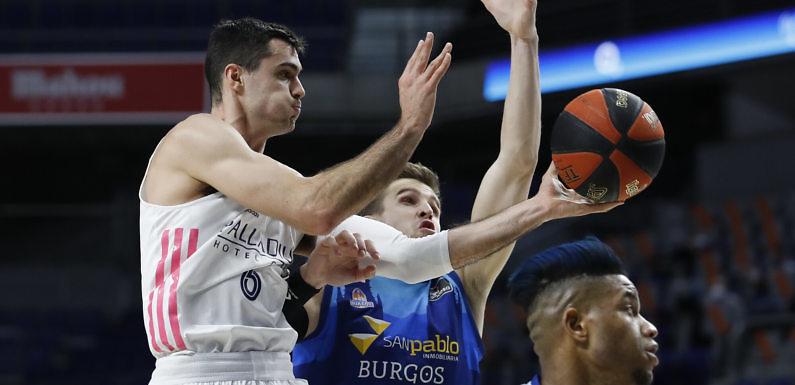 Previa Liga ACB   El nuevo San Pablo Burgos, primer reto del Real Madrid