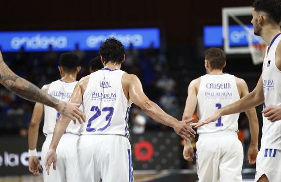 Supercopa ACB | Llull lidera a un Madrid supercampeón