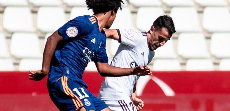 RM Castilla   Lo mejor y lo peor de la derrota ante el Albacete (2-0)