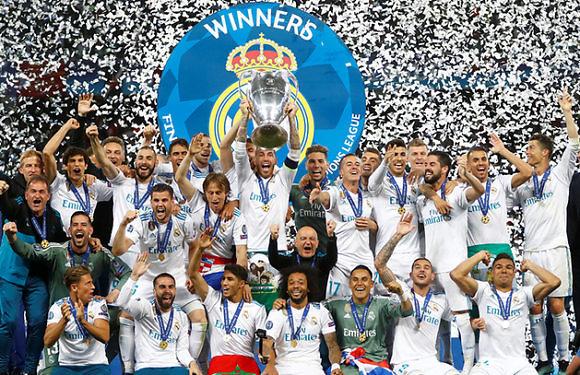 ¿Es el Real Madrid candidato a la Champions?