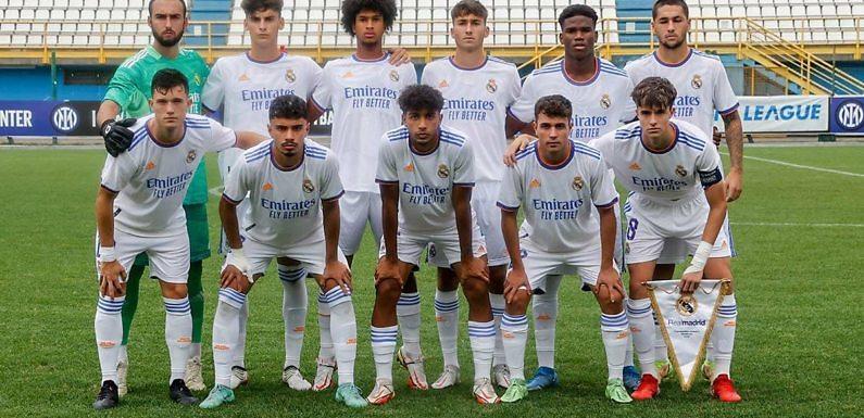 UEFA Youth League   Debut agridulce (1-1)