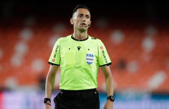 El Árbitro   José María Sánchez Martínez será el árbitro del Real Madrid – Celta