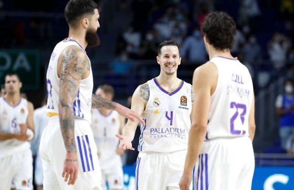 Previa Liga ACB | El Real Madrid busca prolongar su imbatibilidad ante un mermado Tenerife