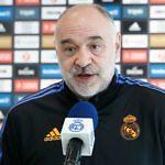 Pablo Laso Real Madrid Baloncesto Fenerbahce Euroliga 2021