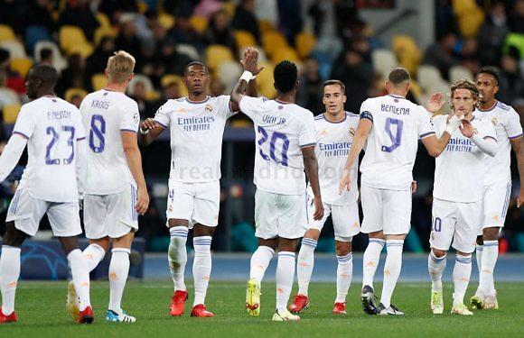 Calificaciones Blancas | Shaktar Donetsk 0-5 Real Madrid