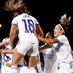 real madrid femenino champions league