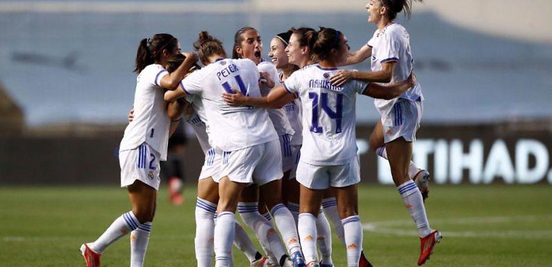 Previa RM Femenino   Debut en la Women´s Champions League