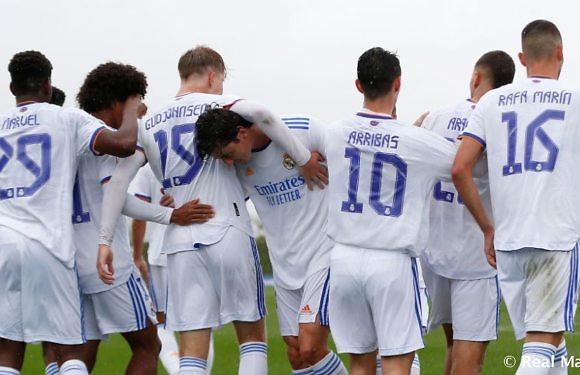 RM Castilla   Empate ante el Atlético Baleares (2-2)