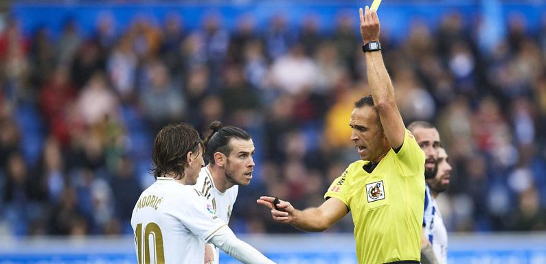 El Árbitro | Cuadra Fernández juzgará el Espanyol – Real Madrid en Cornellá