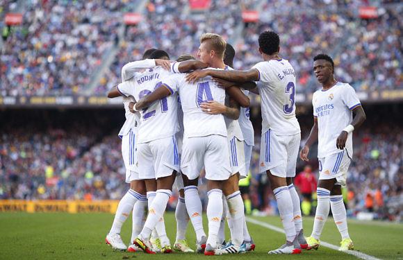Calificaciones Blancas | FC Barcelona 1-2 Real Madrid