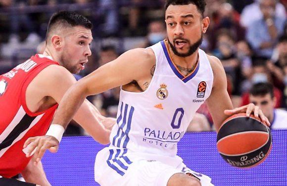Euroliga | Un Real Madrid con la pólvora mojada se deja su imbatibilidad en Grecia