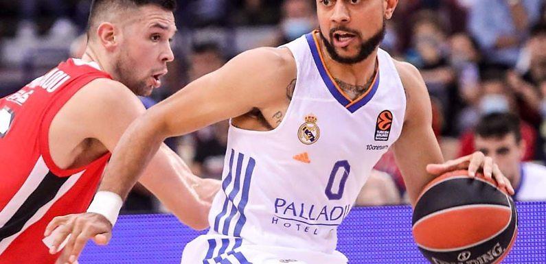 Euroliga   Un Real Madrid con la pólvora mojada se deja su imbatibilidad en Grecia