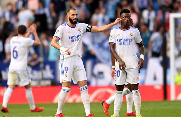 Calificaciones Blancas | Espanyol 2 – Real Madrid 1