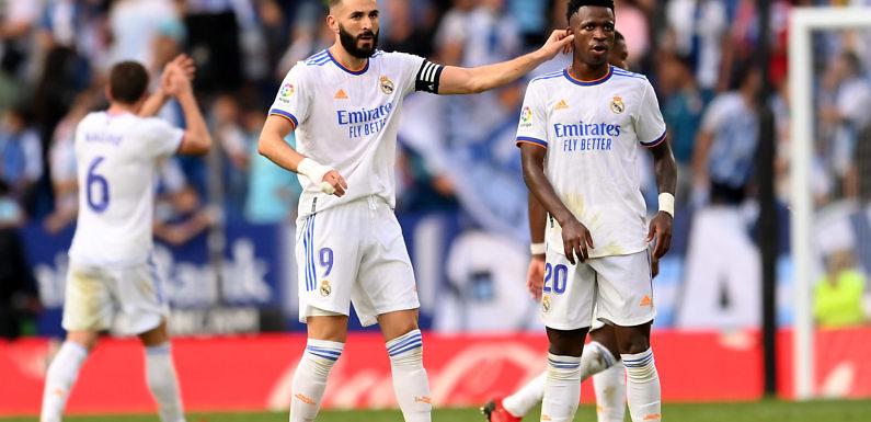 Calificaciones Blancas   Espanyol 2 – Real Madrid 1
